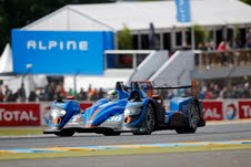 ALPINE A450 EN LEMANS