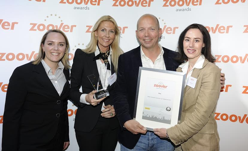 Zoover Awards Sixt