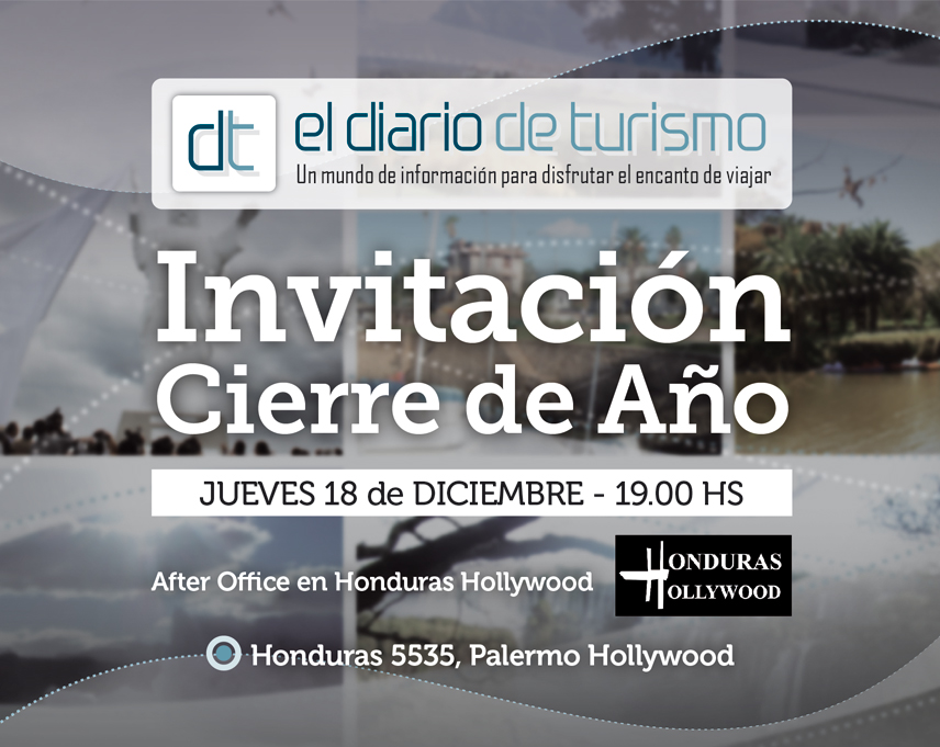El Diario de Turismo Invitacion-After-2014   18-DEC-14