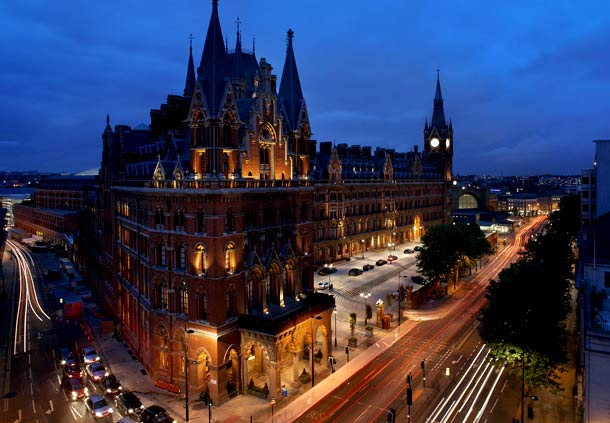 Marriott Renaissance St Pancras London