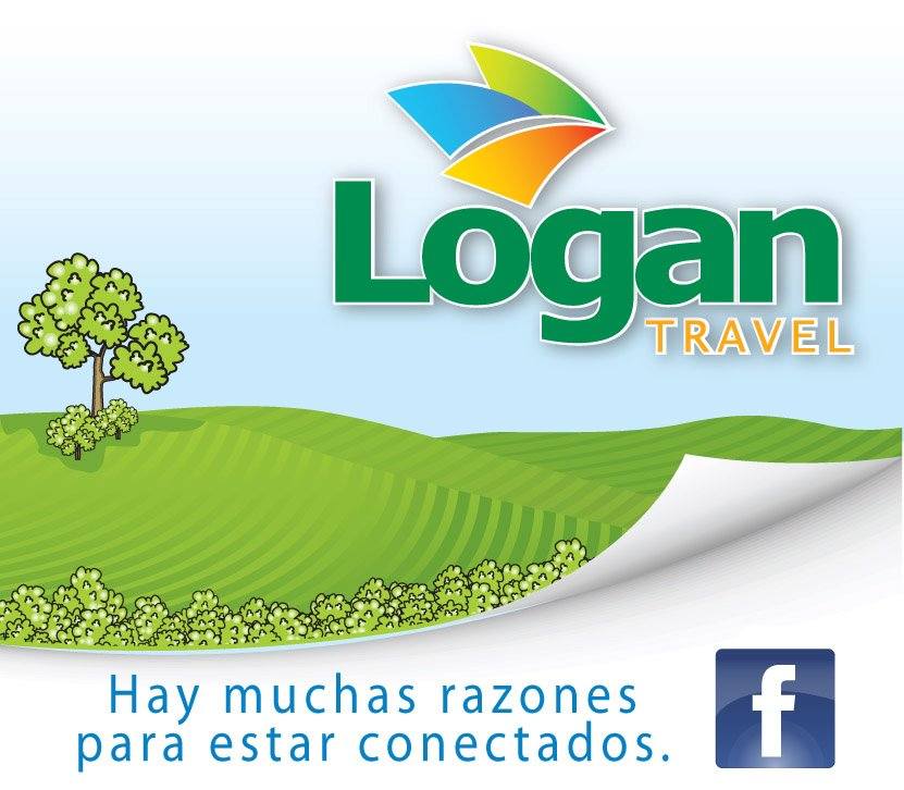 logo logan travel