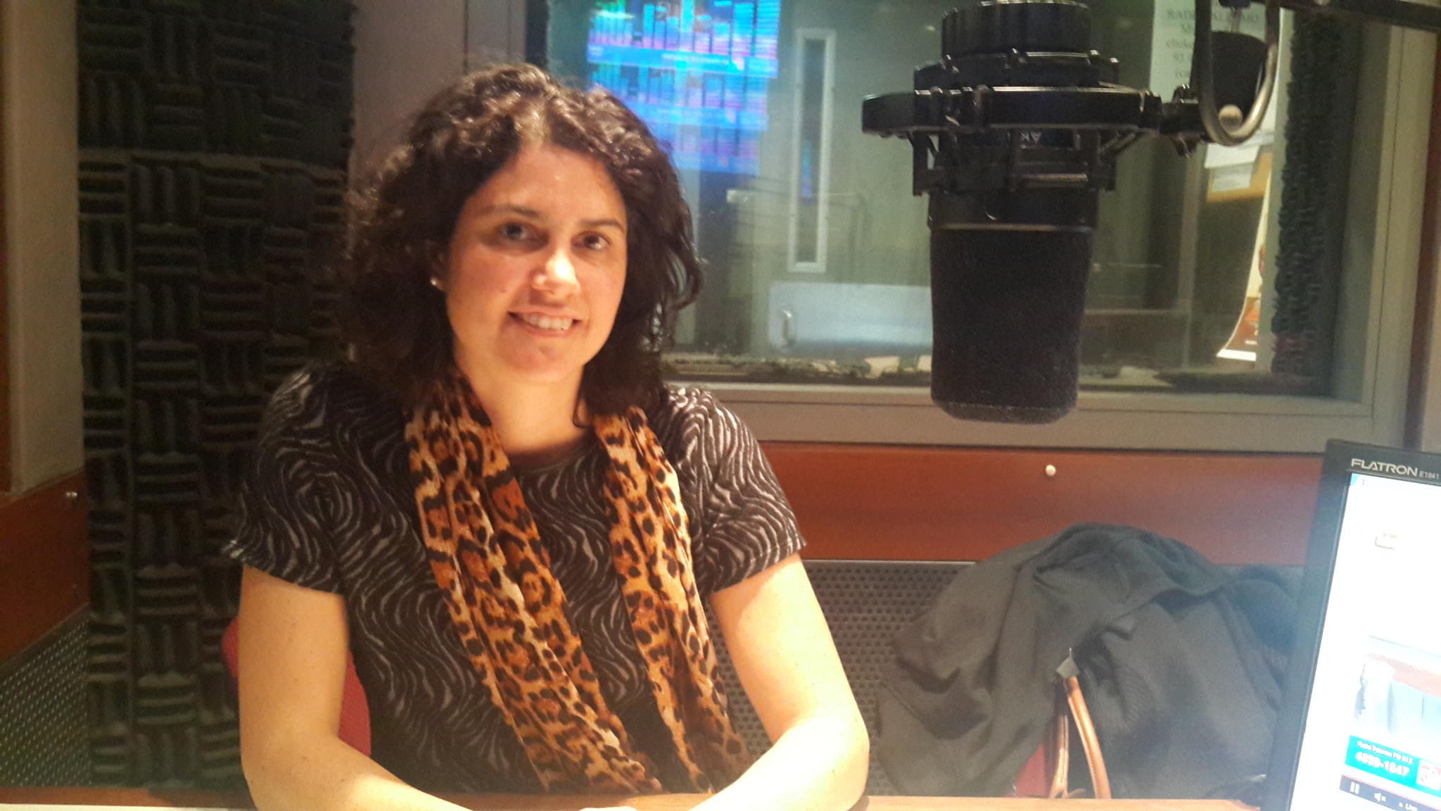 Jennifer Barnfather, Marketing Manager de Marado SRL, representante de AM Resorts, en El Diario de Turismo Radio