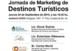 Jornada de Marketing de Destinos Turísticos