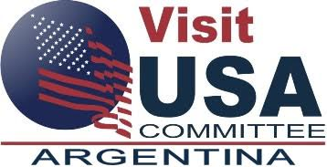 Visit USA Committee Argentina logo