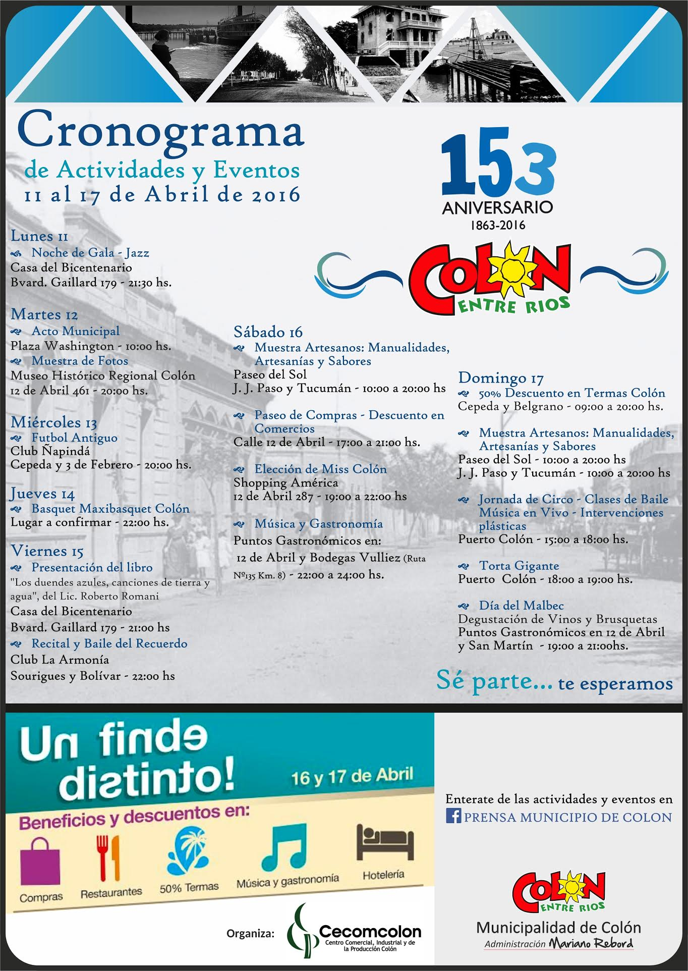 aniversario colon 2016