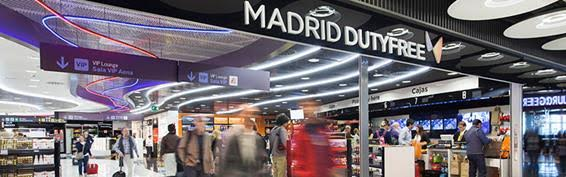 IB - World Duty Free se incorpora al programa