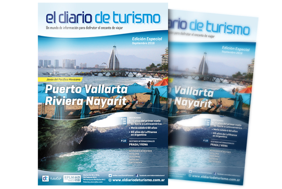 Revista El Diario de Turismo – Edición Octubre 2016