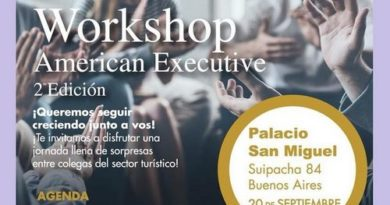Tino Varela invita a las agencias de viajes a la 2ª Edición del Workshop de American Executive International