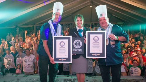 Argentina obtiene dos Guinness World Records™