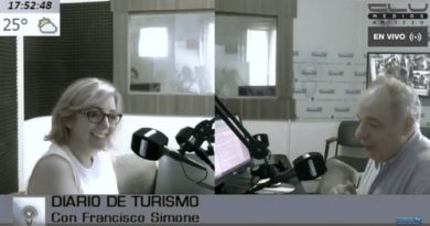 Entrevista a Carrie Wilder, Directora de Gestión de Mercado de Expedia Argentina en El Diario de Turismo Radio