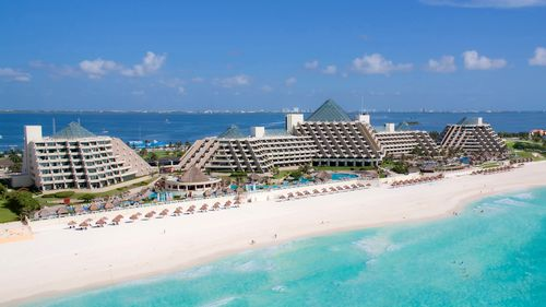 Nuevas Luxury Junior Suite Ocean View en Paradisus Cancun